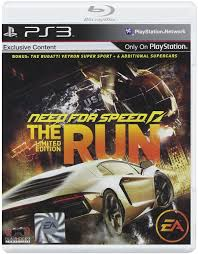 amazon com need for speed the run playstation 3 video games