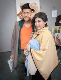 Good Evil Halloween Costumes Awesomely Bookish Halloween Costumes