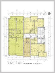 Open Plan Kitchen Floor Plan by Orange Hall University Housing Pod Style Room Floorplan Idolza