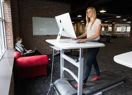 Computer Desk Treadmill How To Approach Your About A Treadmill Desk Sciencedaily