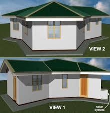 hexagon house plan earthbag house plans