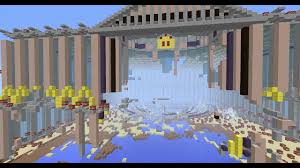 2b2t Map 2b2t Grief Omega City Youtube