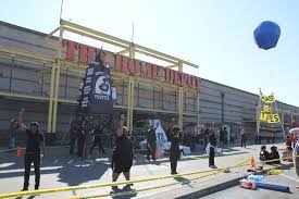 Home Depot Locations London Ontario Emeryville Home Depot Shut Down For Justice For Yuvette Henderson
