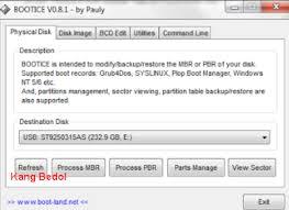cara membuat bootable xp pada flashdisk instal windows xp 7 8 hiren boot dalam satu flashdisk kang bedol