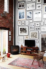 Home Inspiration by Home Inspiration Gallery Walls The Green Eyed