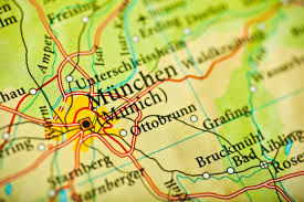 Munich Map Larry Boothe From Munich With Love The Exchange