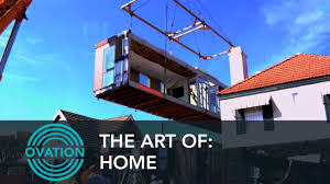 the art of home eco friendly houses ovation youtube