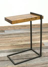 wedge shaped end table c shaped tables studio c shaped table wedge shaped end tables