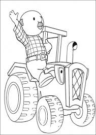 bob builder colouring pages coloring pages