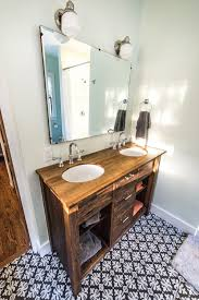 bathroom vanity u2014 old north