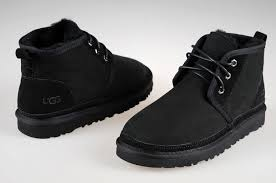 ugg sale mens uggs slippers on sale usa ugg neumel 3236 slippers black uggs