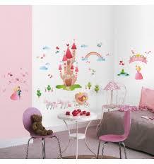 stickers chambre fille princesse sticker chambre fille sticker mural princesse
