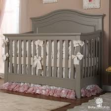 Gray Convertible Cribs by Serena Gray Crib Main Axel Sewall Coming Soon January