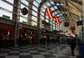 O Hare Map Terminal O U0027hare International Airport Airport In Chicago Thousand Wonders