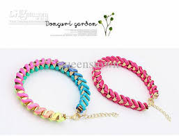 handmade bracelet string images Fluorescence string bracelets for women 100 handmade friendship jpg