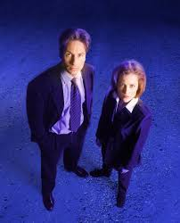 Home X Files by The X Files Screen Grab Archive Promo Images Mulder And Scully 1