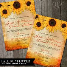 wedding invitation exle 21 sunflower wedding invitation templates free sle exle