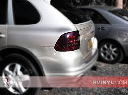 2006 Porsche Cayenne - rtint porsche cayenne 2003 2006 tail light tint film
