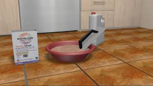 Grout Bathroom Floor Tile - how to grout a tile floor 12 steps with pictures wikihow