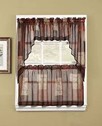 theme valances no 918 inspirational theme kitchen curtain tier