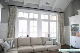 family room drapes pillows the sunny side up blog