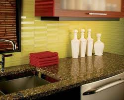 green kitchen backsplash kitchen glass subway tile kitchen backsplash glass subway tile