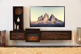 Wood Gallery Shelves by Tv Stands Long Tv Stand Wood Floating Shelves Walmart Made Of