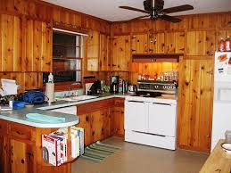 kitchen paneling backsplash glass countertops unfinished pine kitchen cabinets lighting