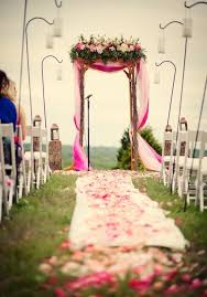 wedding arches outdoor outdoor decoration ideas for rustic weddings