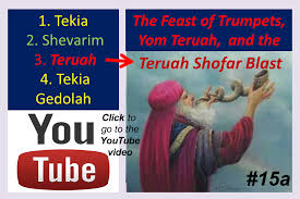 seven feasts of the messiah feast of trumpets