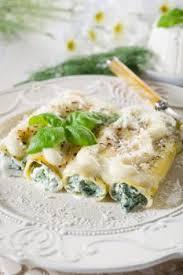 cuisine italienne cannelloni cannelloni aux épinards et à la ricotta recettes de cuisine italienne