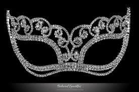silver masquerade masks for women francine flower silver masquerade mask silver