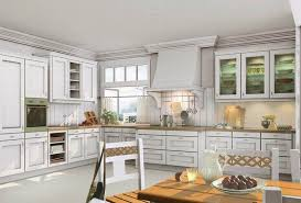 Antique White Kitchen Cabinets Image Of Best Antique White Paint Kitchen Stunning Digital Photography Is Segment Of Antique White