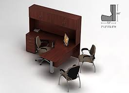 Office Furniture Desk Hutch Office Desk With Hutch Global Office Furniture Desks Desk Furniture