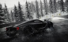 ferrari horse wallpaper wallpaper the crew ferrari rain 4k games 3144