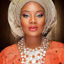 african make and asooke hair styles 28 best african bridal makeup images on pinterest diy wedding