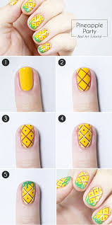 25 easy step by step nail art tutorials for beginners learners