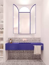 Retro Pink Bathroom Ideas Blue And Pink Bathroom Designs Write Teens Pink And Blue Bathroom