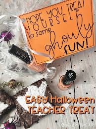 halloween gift ideas for teachers halloween gift idea for teachers plus free gift tag
