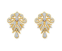 diamond earrings with price necklace earrings 40041e designs with price from kisna diamond