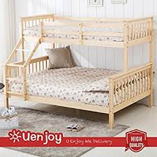 Three Sleeper Bunk Bed Triple Sleeper Bunk Bed With Storage Drawers 4ft 6 Double Three