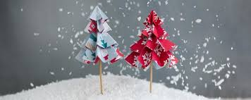 Decorate Christmas Tree Paper by 45 Wonderful Paper And Cardboard Diy Christmas Decorations