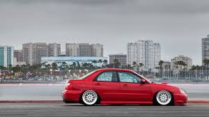 stanced subaru hd cars tuning subaru impreza slammed wallpaper allwallpaper in
