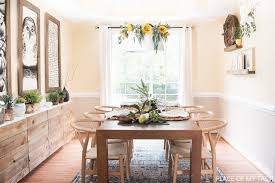 simple dining room simple dining room christmas decor place of my taste