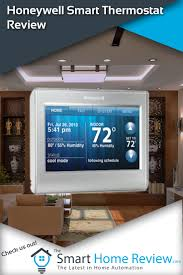 honeywell smart thermostat rth9580wf review the smart home review