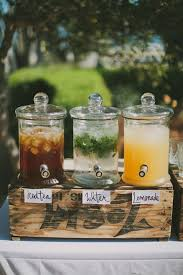 Drink Table Top 10 New Wedding Ideas U0026 Trends For 2015 Weddings Wedding And