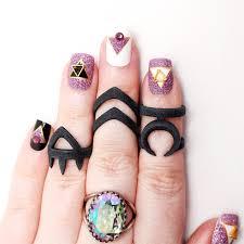 nails galaxy nails review