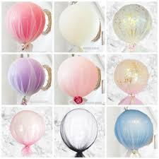 30th birthday balloons delivered tulle balloons tulle balloons prom decor and balloon delivery