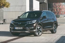 New Honda Crv Diesel Honda Details Euro Spec Cr V 4wd Diesel Model Averages 4 9 L 100