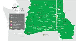 Idaho On Map Gsewni Scouts Of Eastern Washington And Northern Idaho